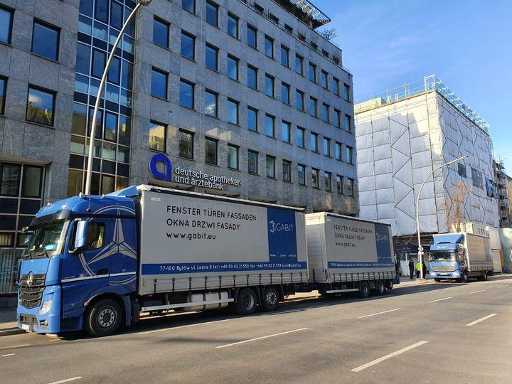 Realizacja w Berlinie